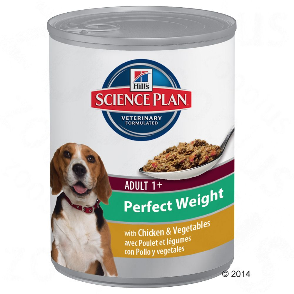 Foto Hill's Science Plan Adult Perfect Weight - 12 x 363 g