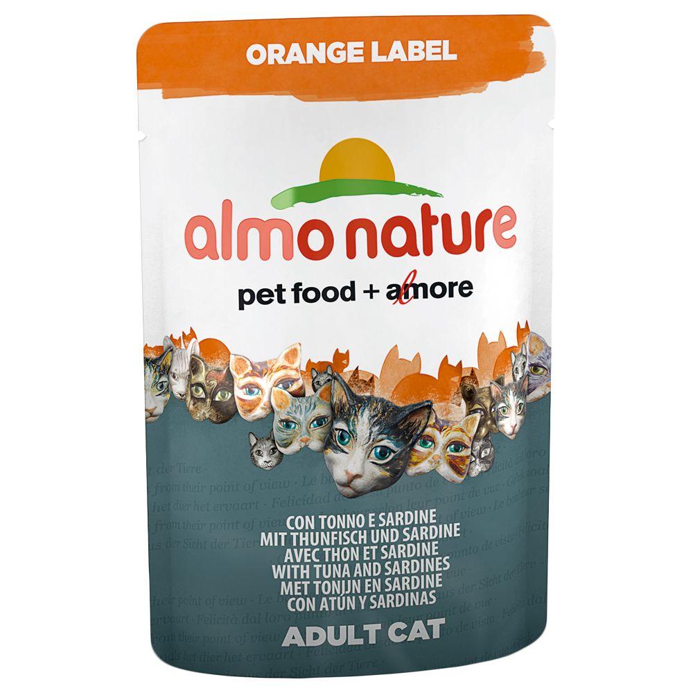 Almo Nature Orange Label,