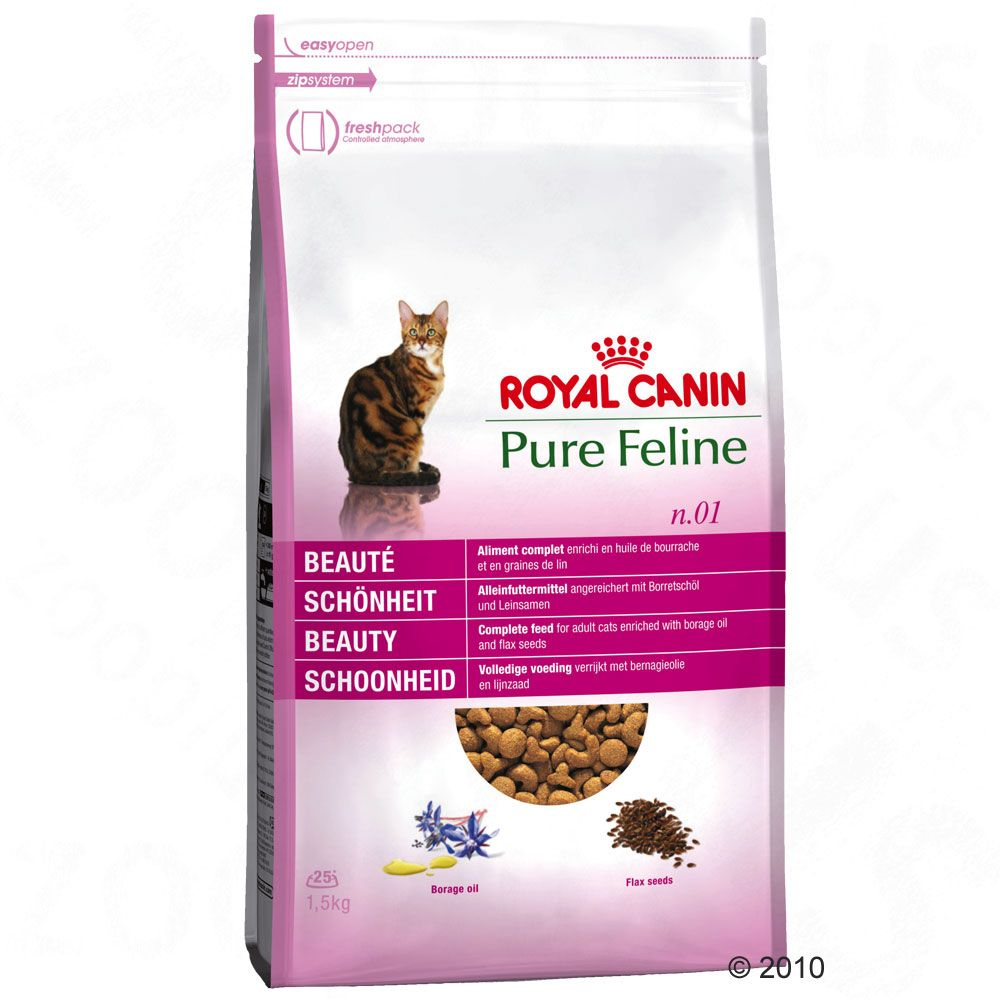 Royal Canin Pure Feline Beauty - Ekonomipack: 2 x 3 kg