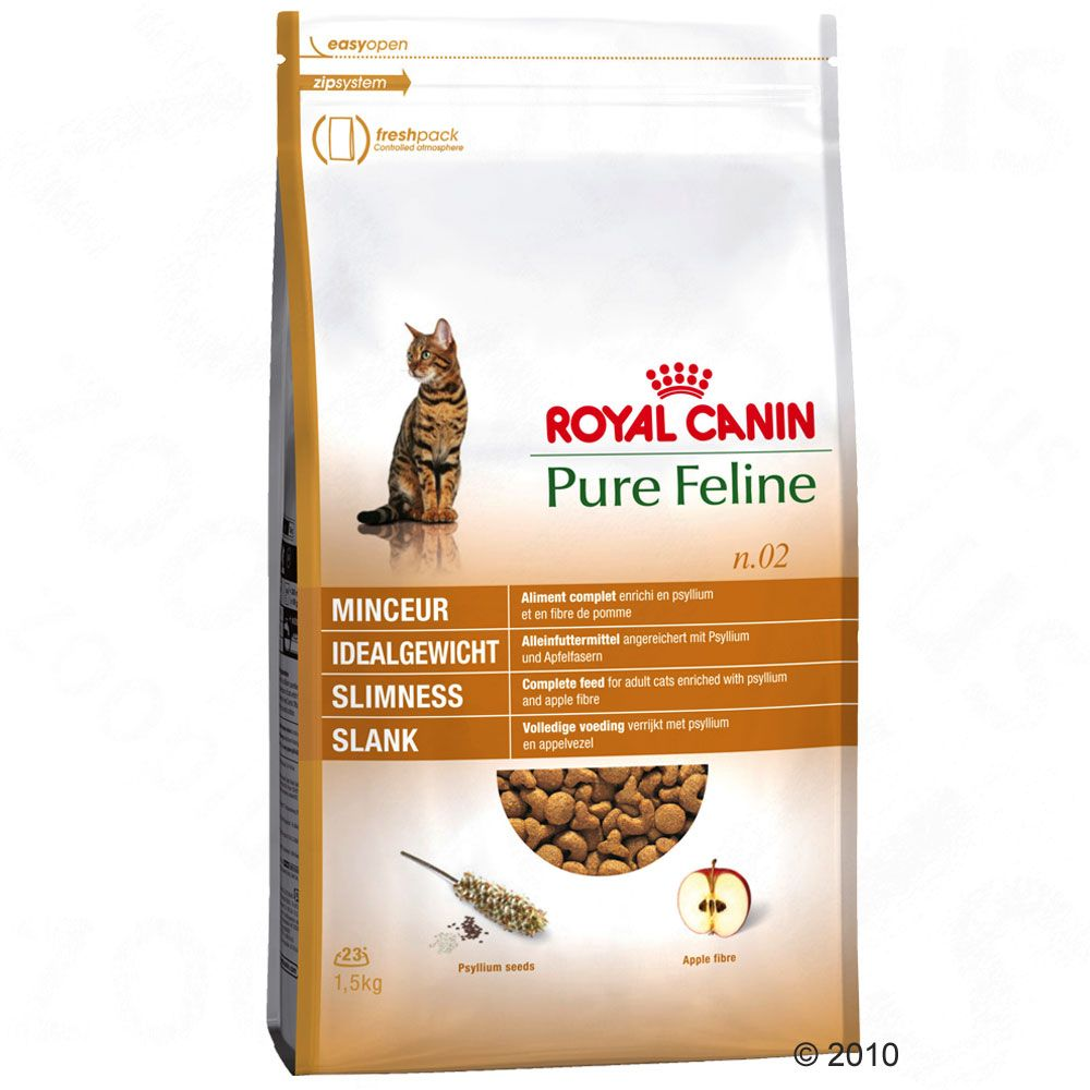 Royal Canin Pure Feline Slimness - 3 kg