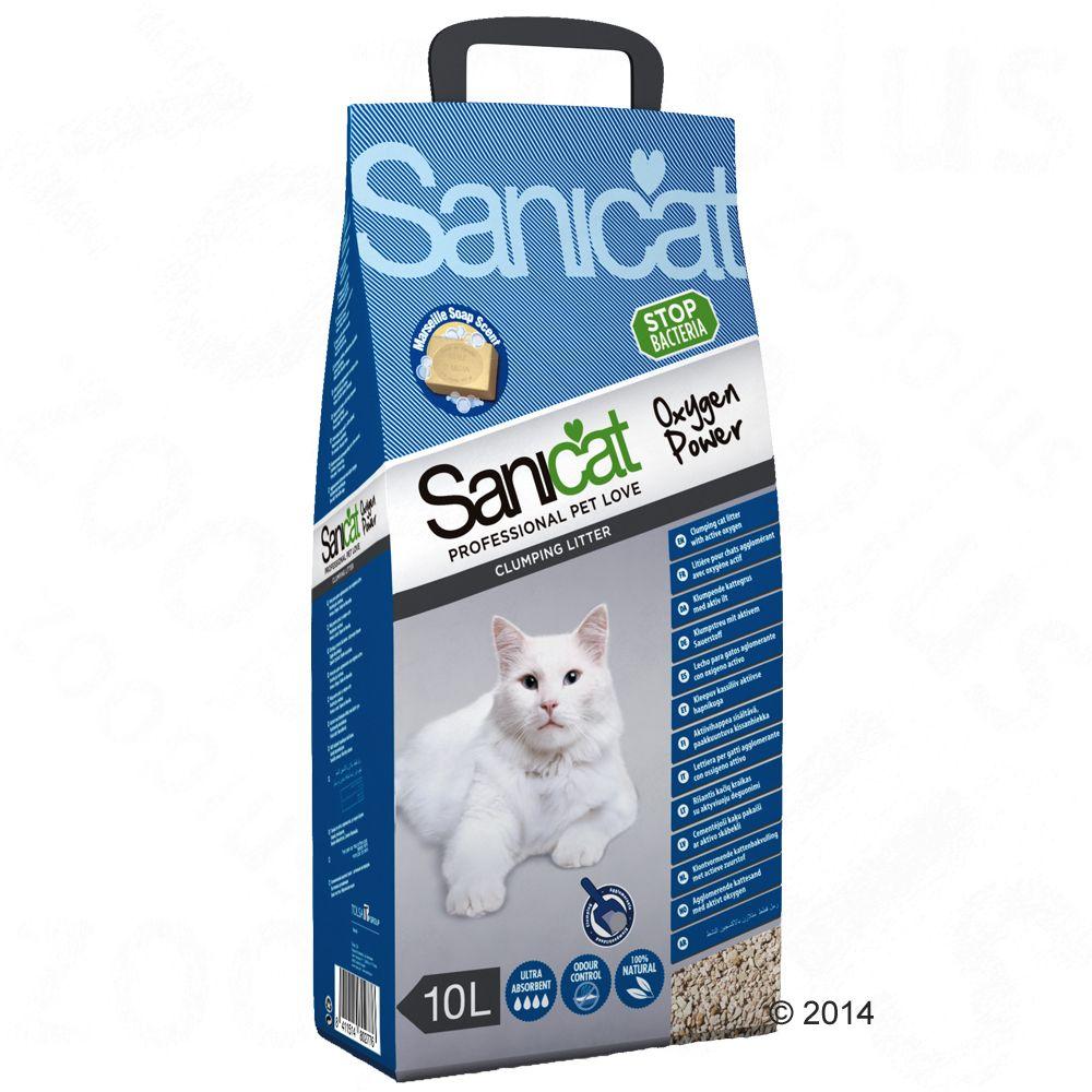 sanicat-oxygen-power-clumping-macskaalom-10-l