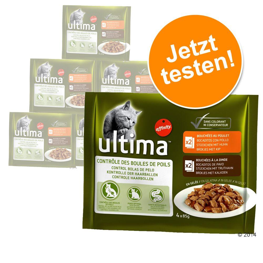 12 x 85 g im gemischten Probierpaket: Ultima - Gemischtes Sparpaket (12 x 85 g)