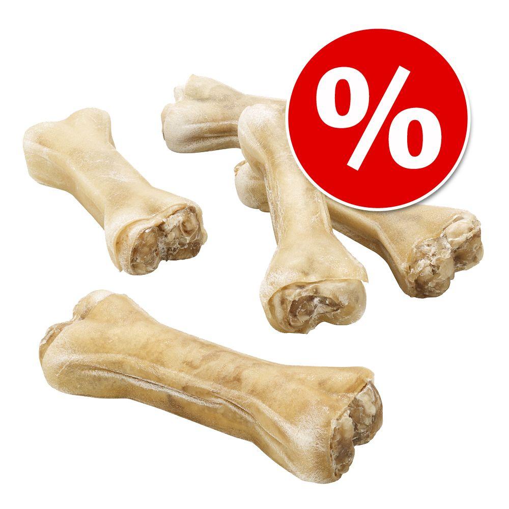 Ekonomipack: Barkoo tuggben med våmfyllning – 12 st   ca 17 cm