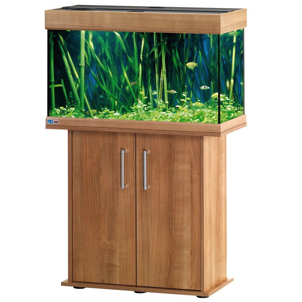 EHEIM vivaline 126 Aquarium Kombination - nussbaum