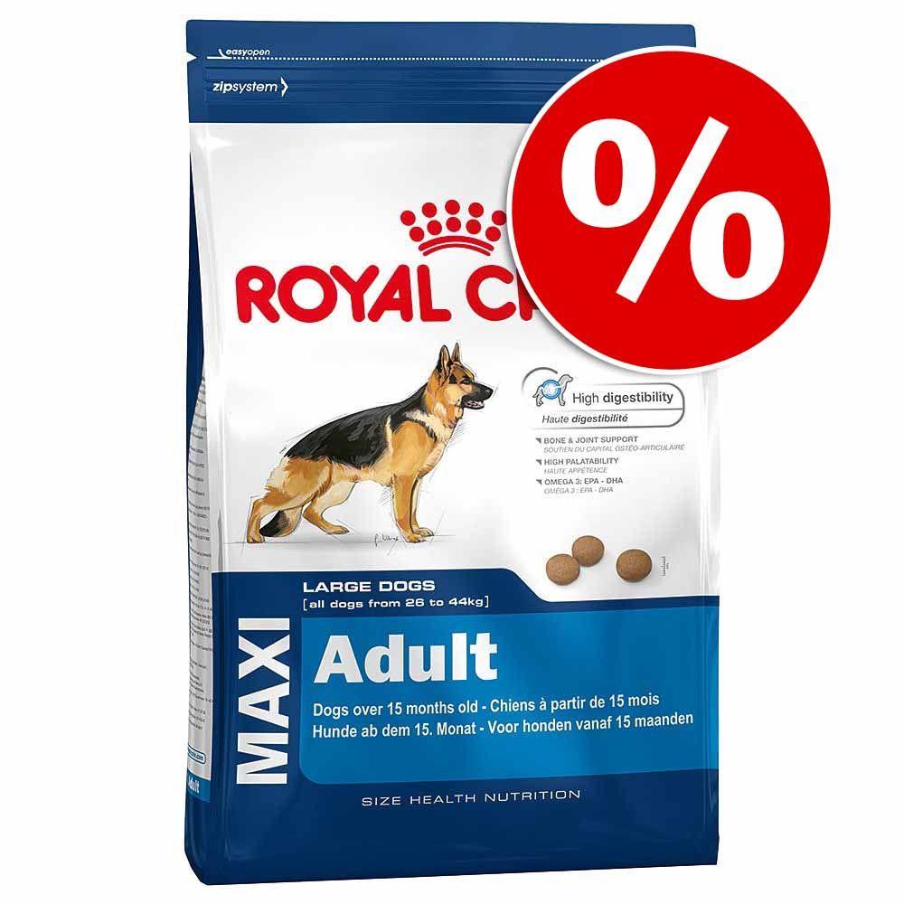 Duże opakowanie Royal Canin Size w super cenie! - Maxi Adult, 18 kg