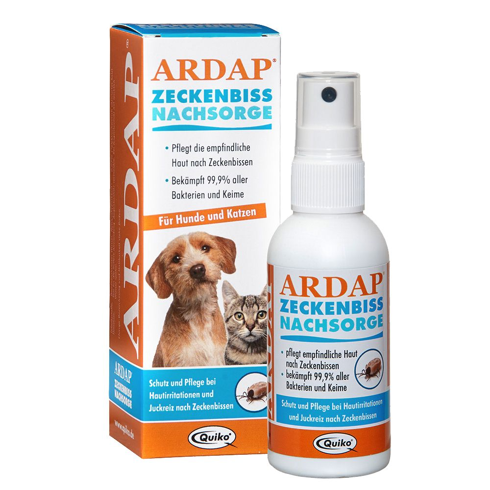 Quiko Ardap Tick Bite Aftercare Spray