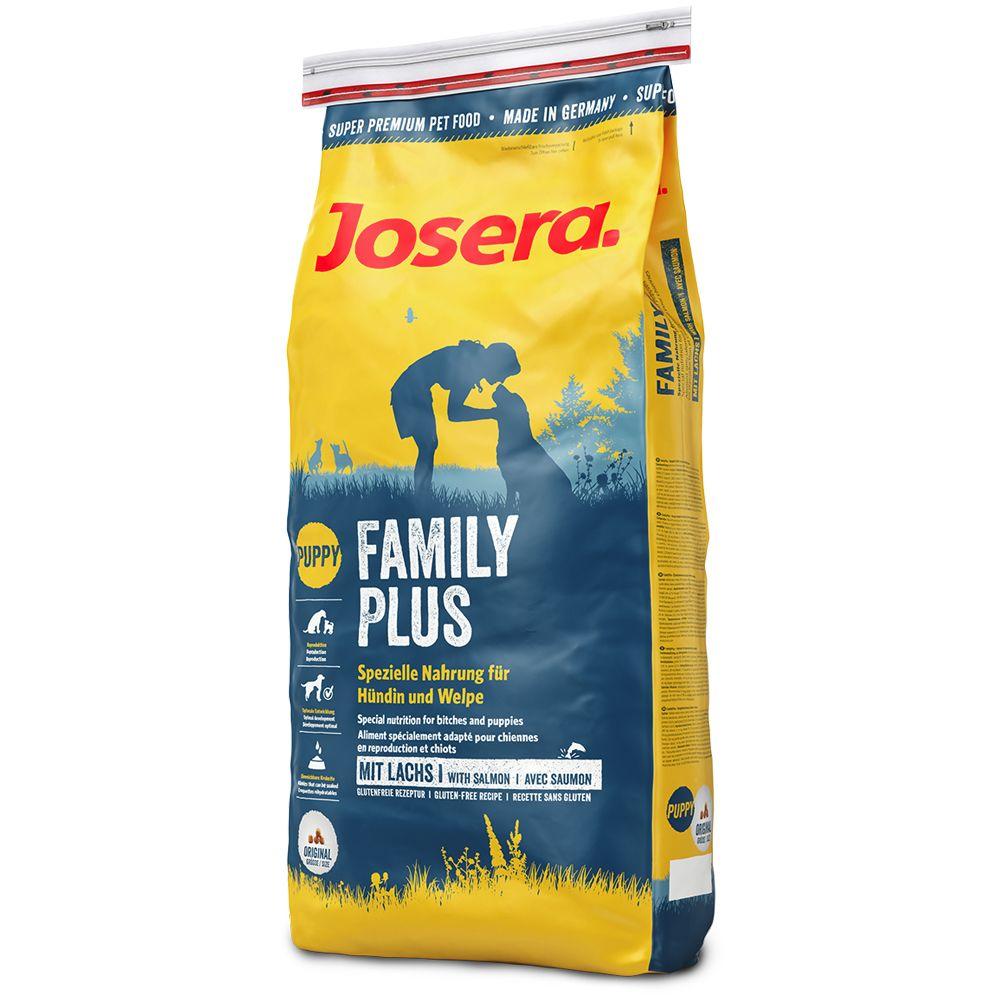 Foto Josera FamilyPlus - 2 x 15 kg - prezzo top! Josera Junior