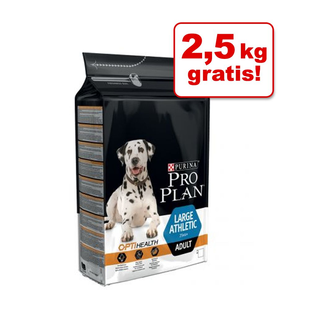 Foto Bonusbag Pro Plan (16,5 o 14 kg) - Medium Adult Sensitive OptiDerma Salmone & Riso 16,5 kg