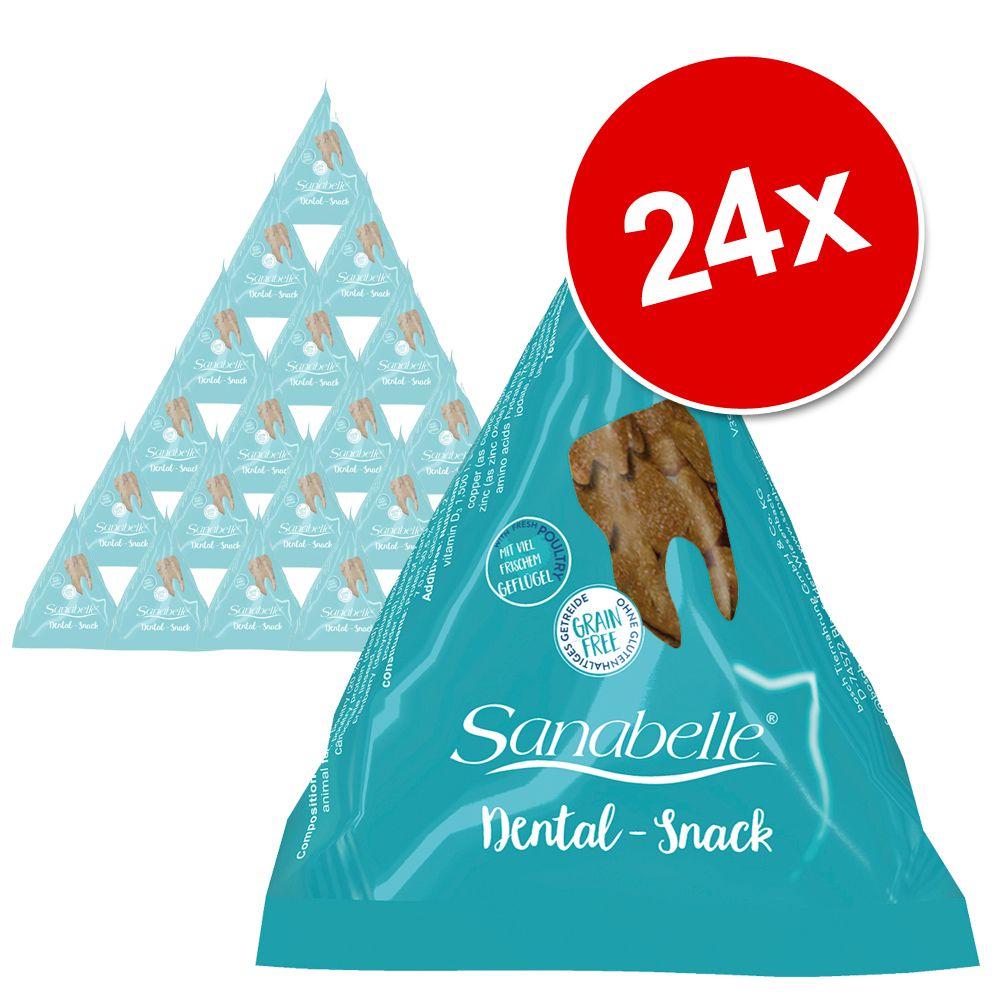Sparpaket Sanabelle Snack 24 x 20 g - Hairball ...
