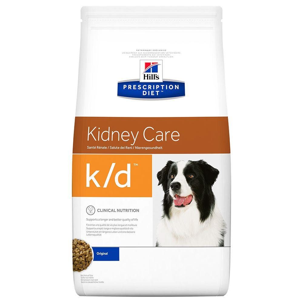 Hill's Prescription Diet k/d Kidney Care Original hundfoder - 12 kg