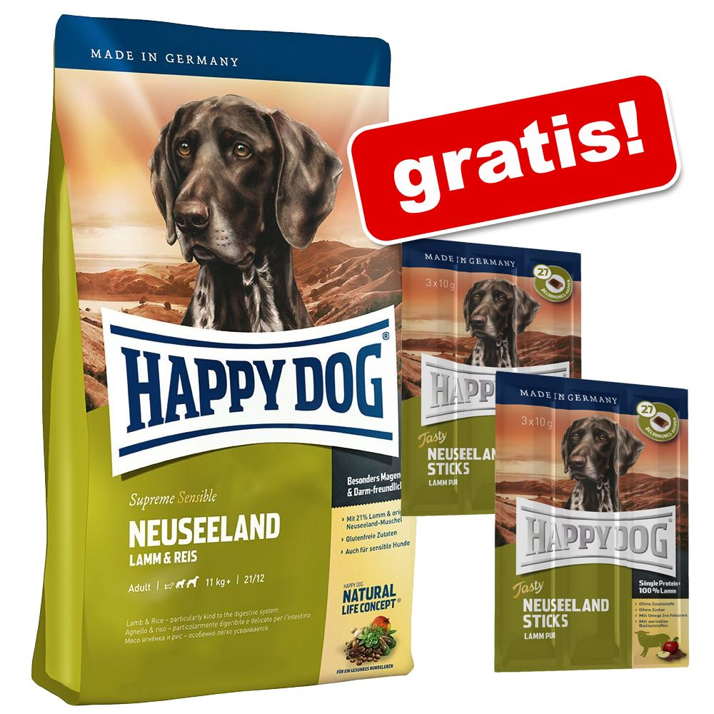 happy dog canada 12 5 kg preisvergleich hundefutter. Black Bedroom Furniture Sets. Home Design Ideas