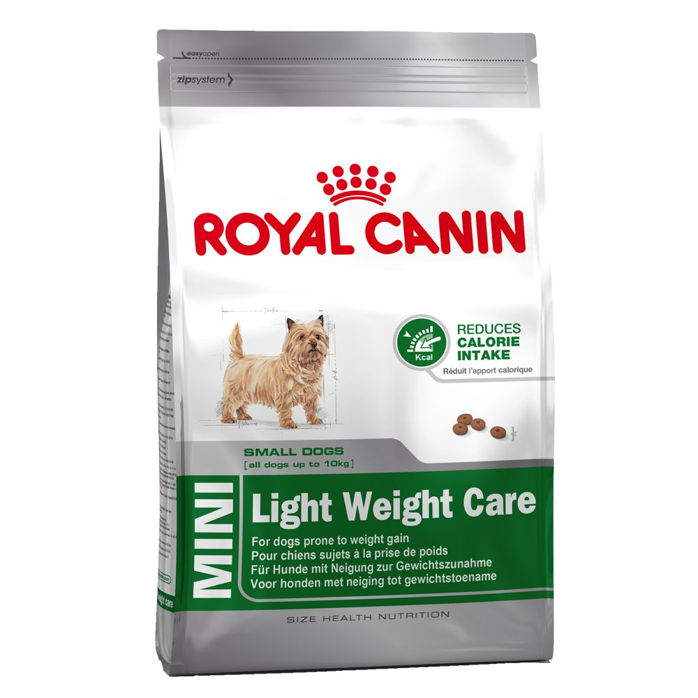 Foto Royal Canin Mini Light Weight Care - 8 kg Royal Canin Size
