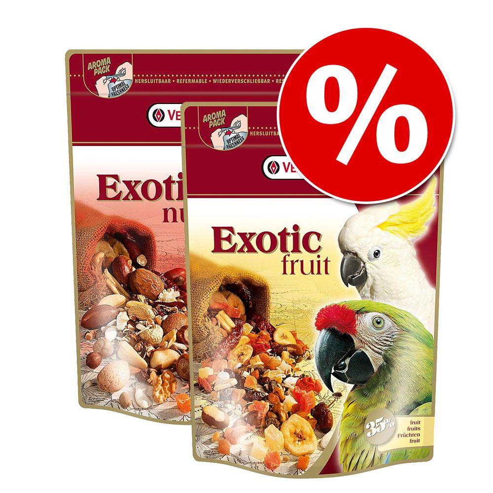 Pakiet Versele-Laga Exotic w super cenie! - Pakiet mieszany