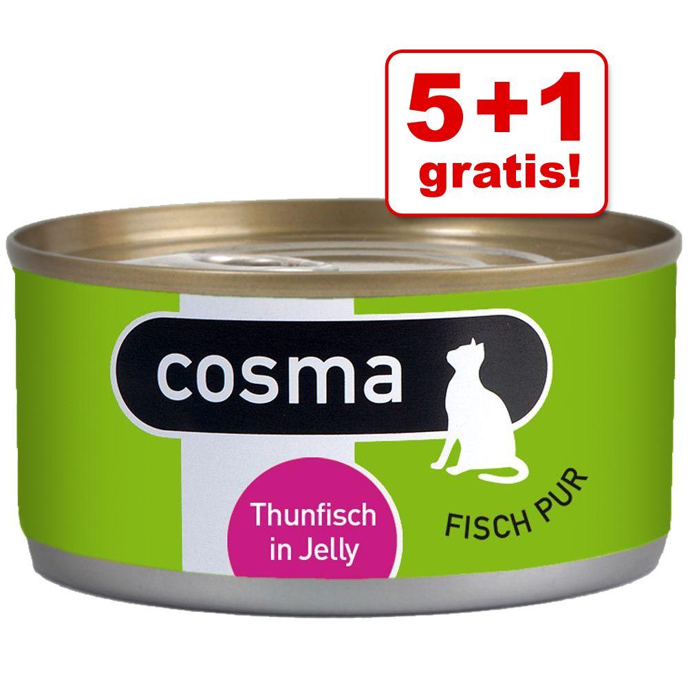5 + 1 gratis! Cosma Thai / Original in Jelly 6 ...