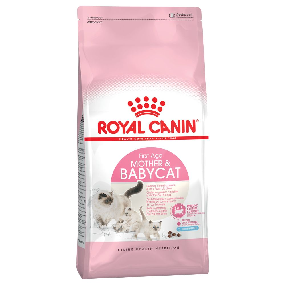 Royal Canin Mother & Babycat - Natural Defences - 4kg