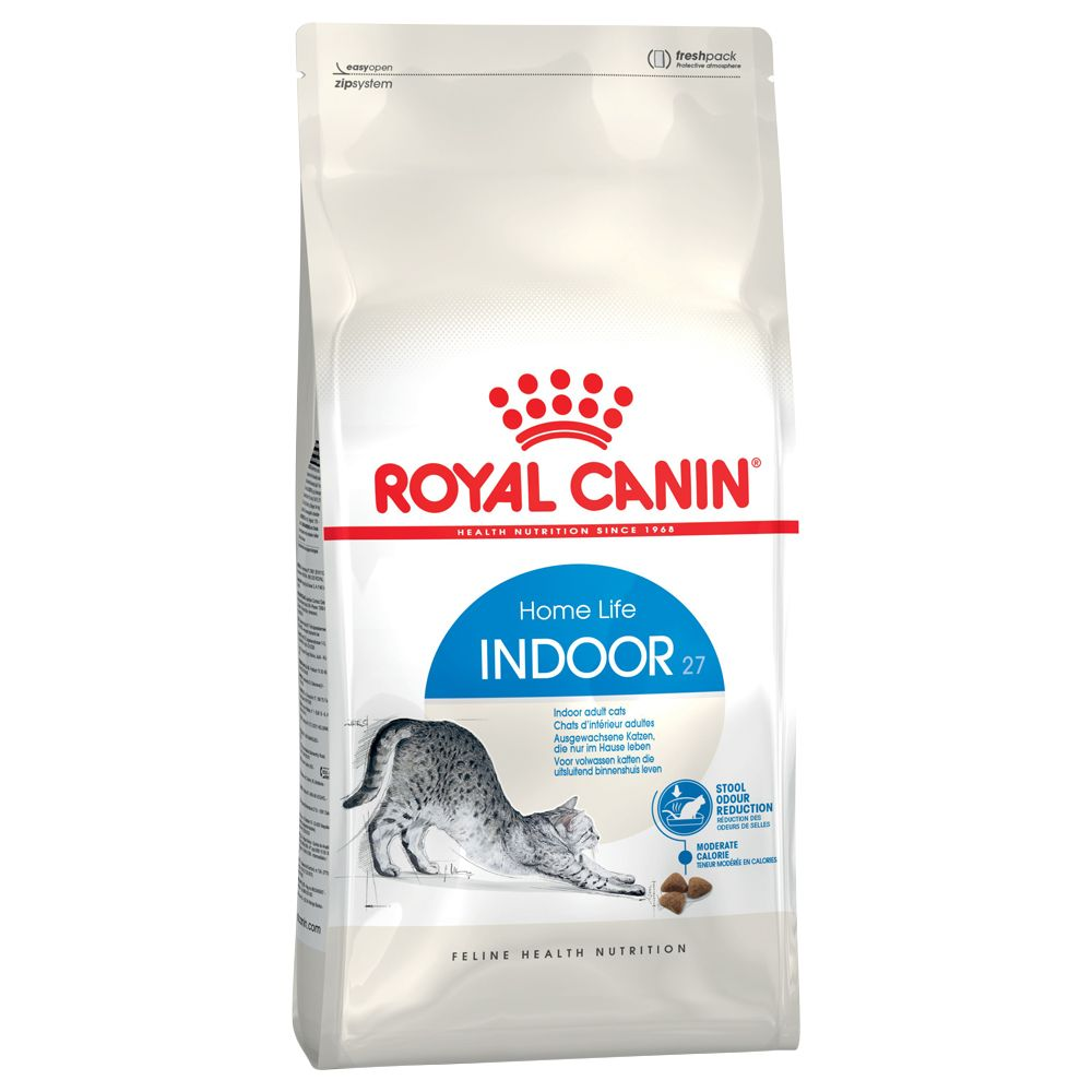 Royal Canin Indoor 27 - 10 kg + 2 kg på köpet!