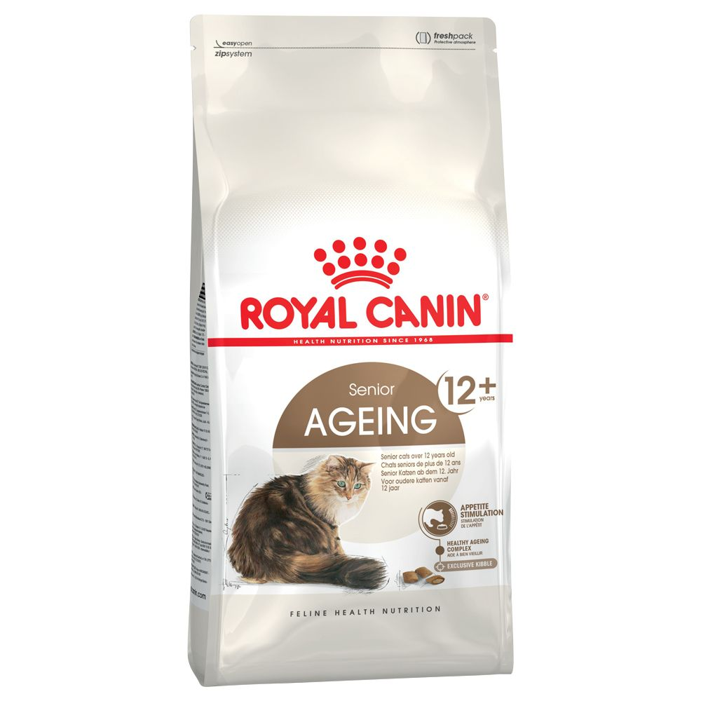 Royal Canin Ageing +12 Cat - 4kg