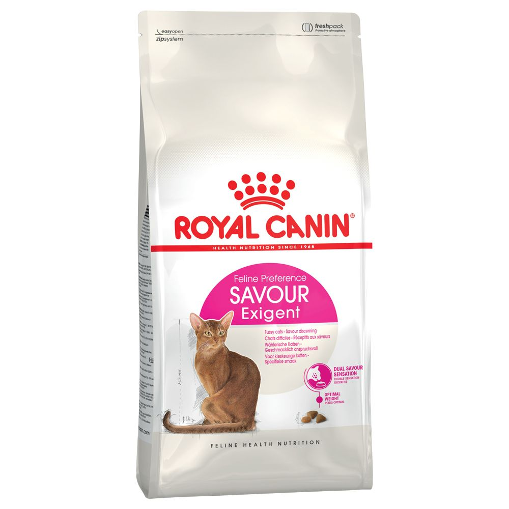 Savour Sensation Royal Canin Exigent Fussy Cats Dry Cat Food