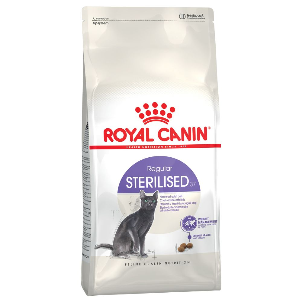 Foto Royal Canin Sterilised 37 - 2 x 10 kg - prezzo top!