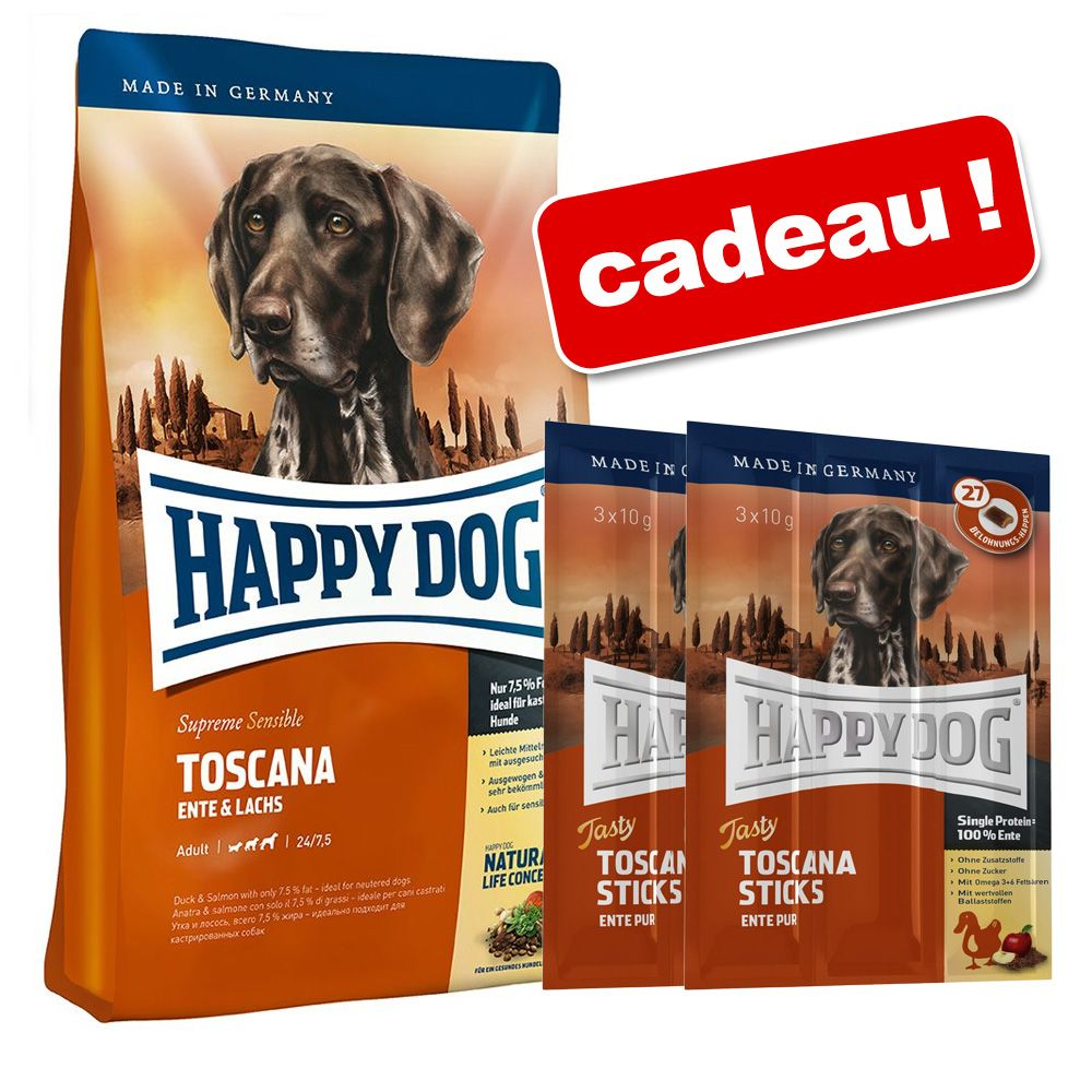 Chien Croquettes Happy Dog Supreme