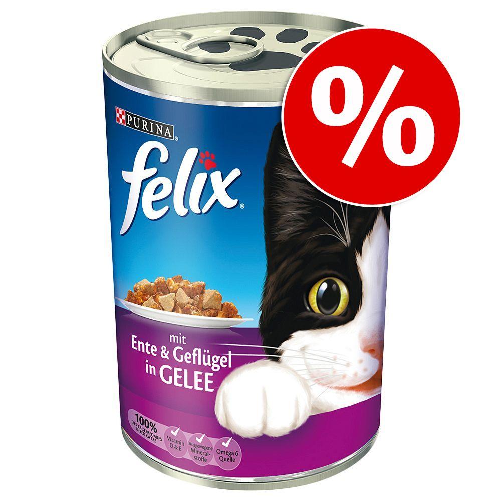 30 x 400 g Felix w puszka