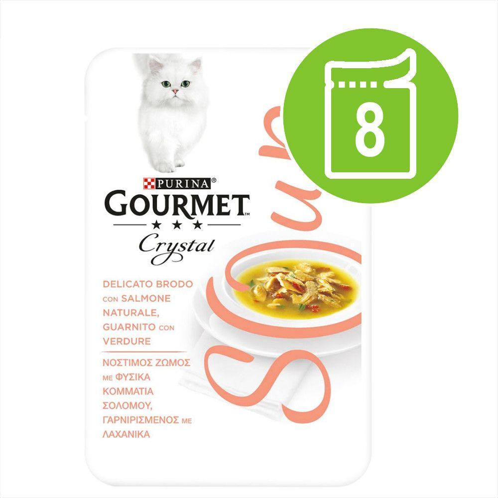 Gourmet Soup 8 x 40 g - Kyckling & fisk