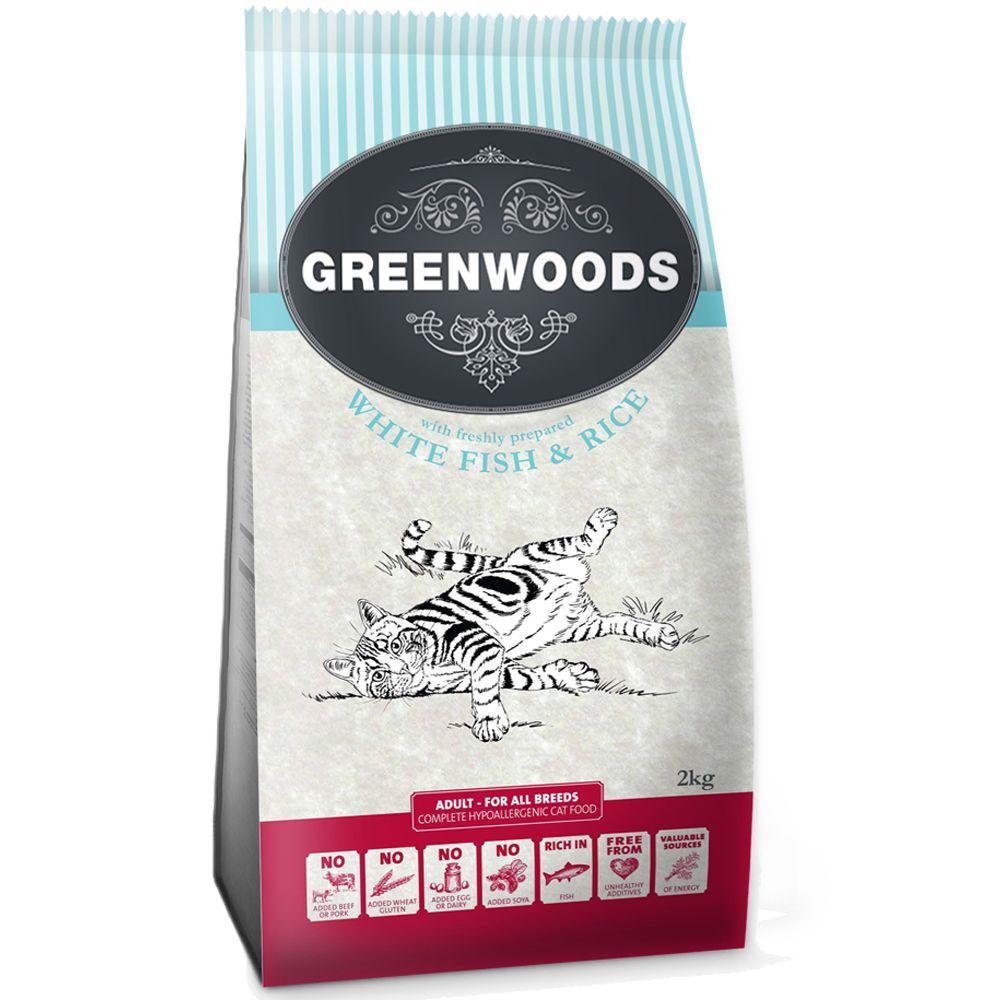 Greenwoods Adult – Fish - 300g