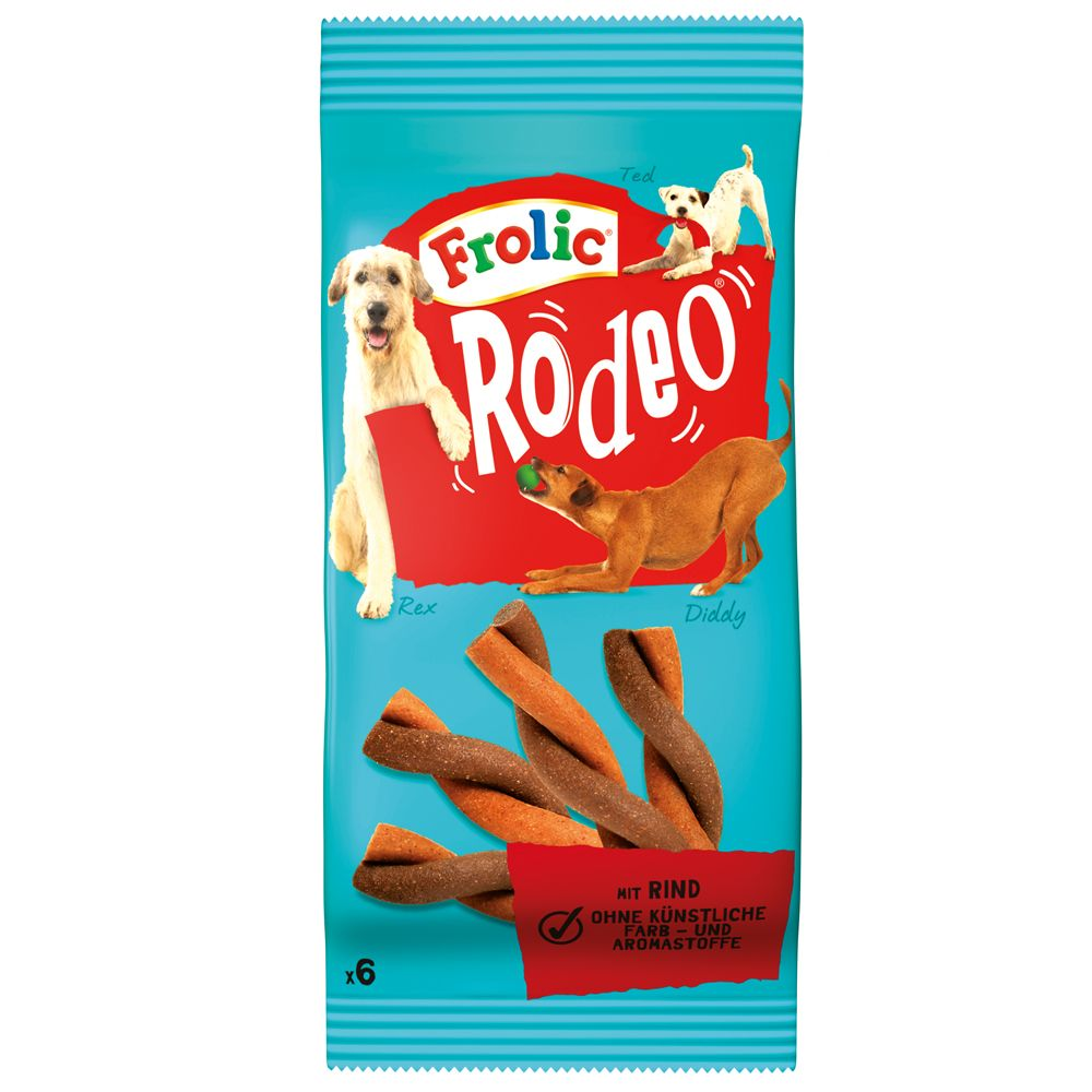 Frolic Rodeo Dog Treats