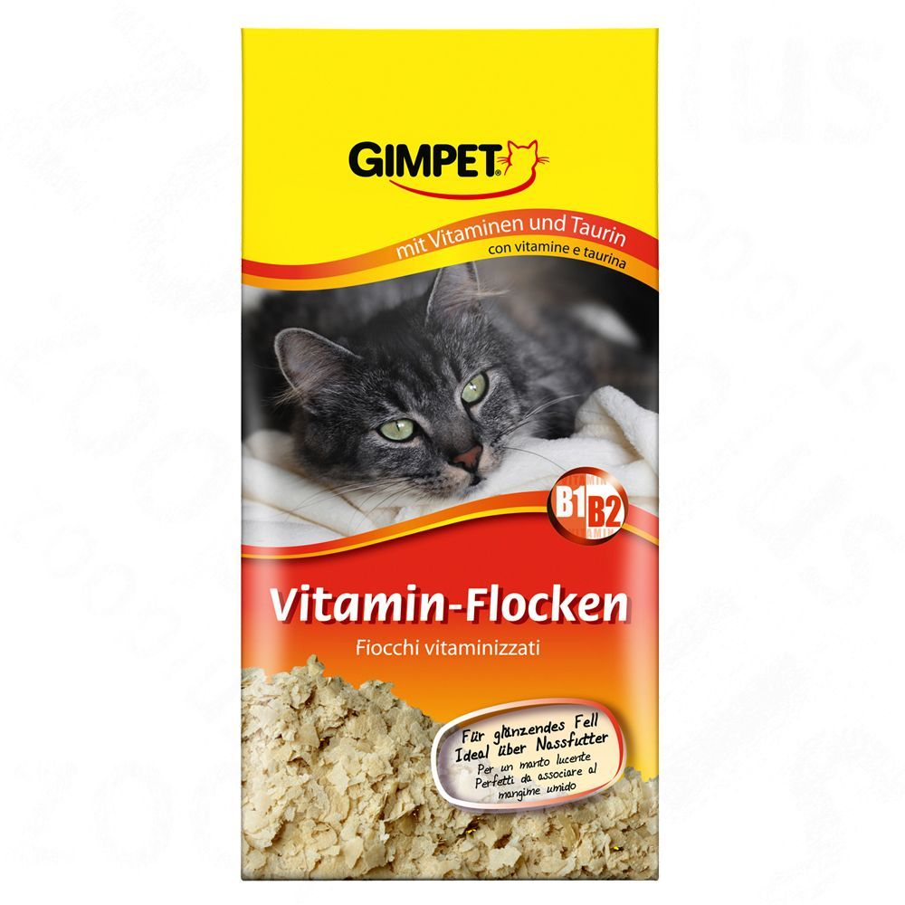 Gimpet Vitamin Cat Flakes