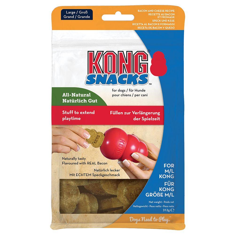 KONG Snacks Bacon & Cheese - S: 198 g
