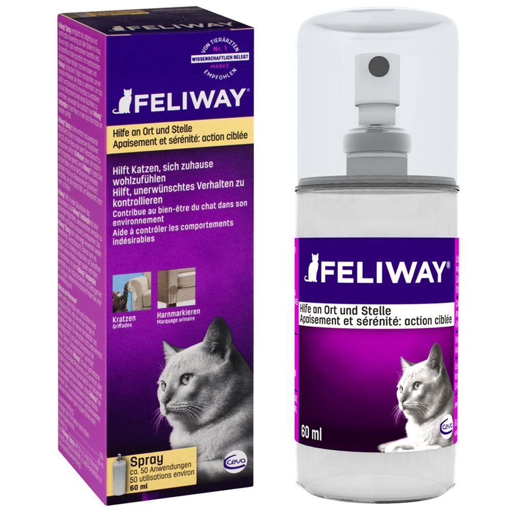 Spray antiestrés para gatos de FELIWAY