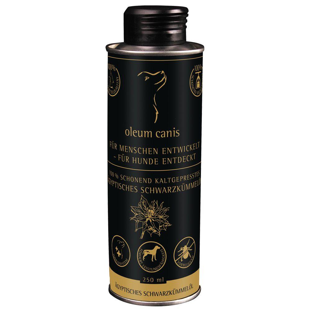 Oleum Canis Black Cumin Oil - Saver Pack: 2 x 250ml