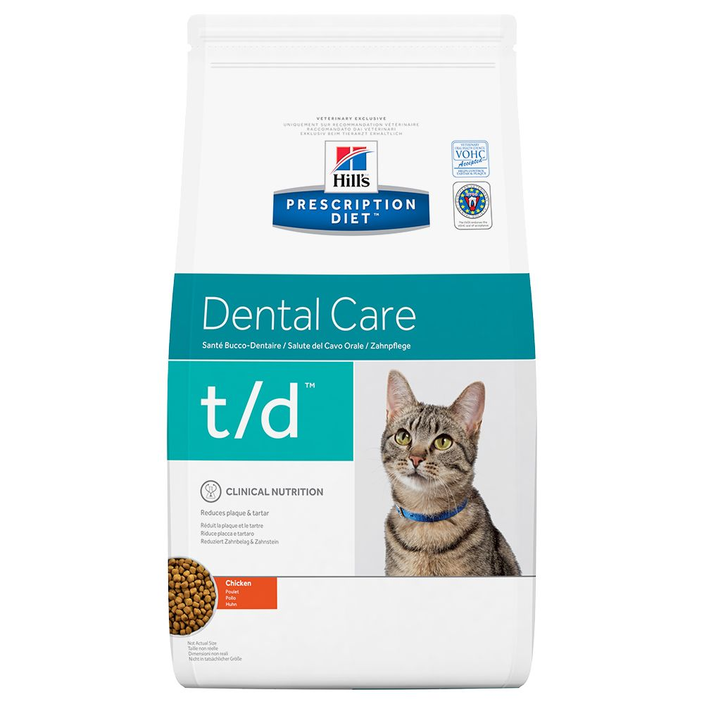 Cat Dental Teeth Dry Food