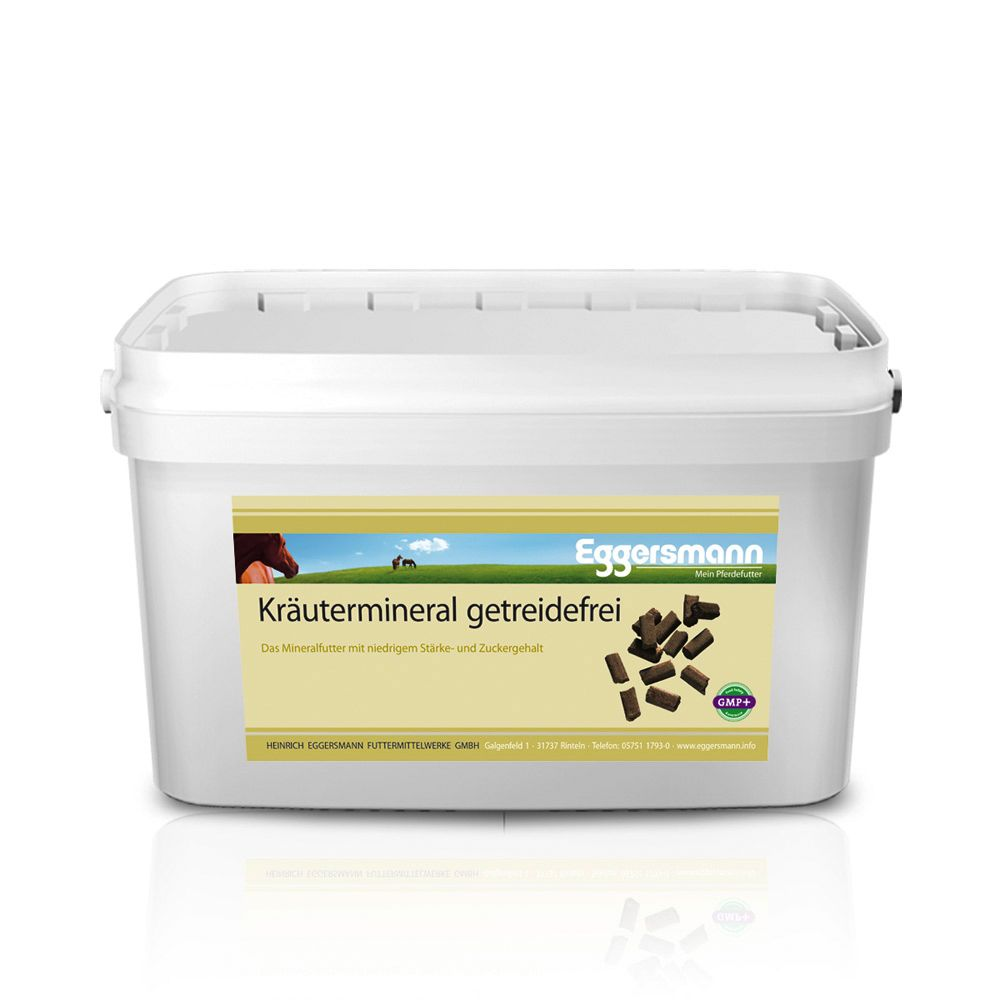 Eggersmann Grain-Free Herbal & Mineral Bricks - 8kg