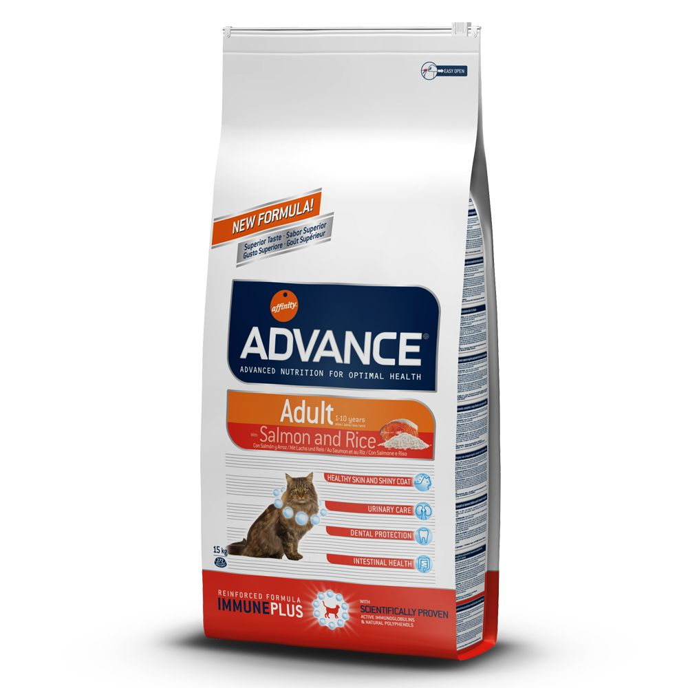 Foto Advance Adult Salmone - 2 x 15 kg - prezzo top! Affinity Advance
