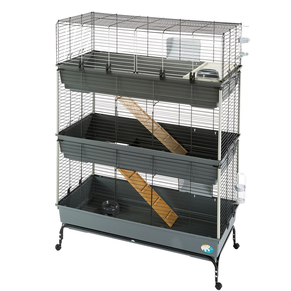 Vital 3-Tier Small Pet Cage 120 - 120 x 60 x 167 cm