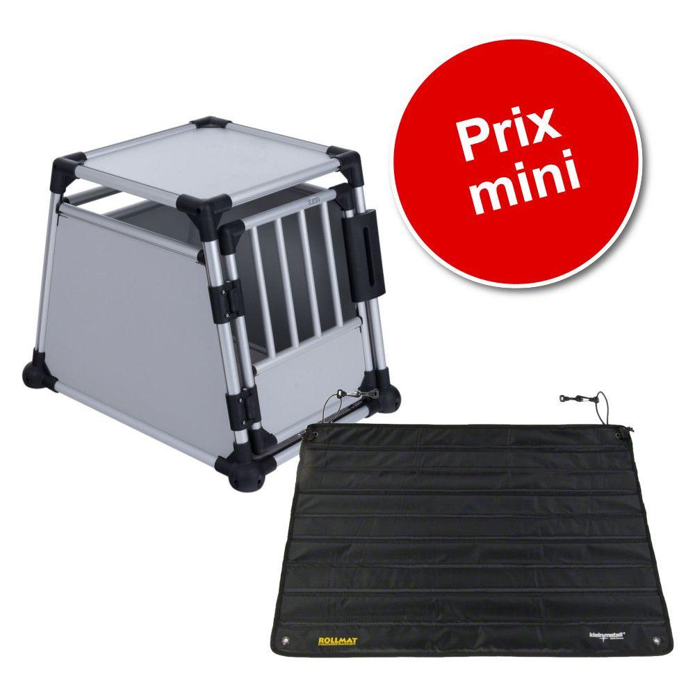 Cage taille L + protection pour pare-chocs L64 l80 cm Rollmat Trixie – Cage métallique pour Chien Zooplus FR
