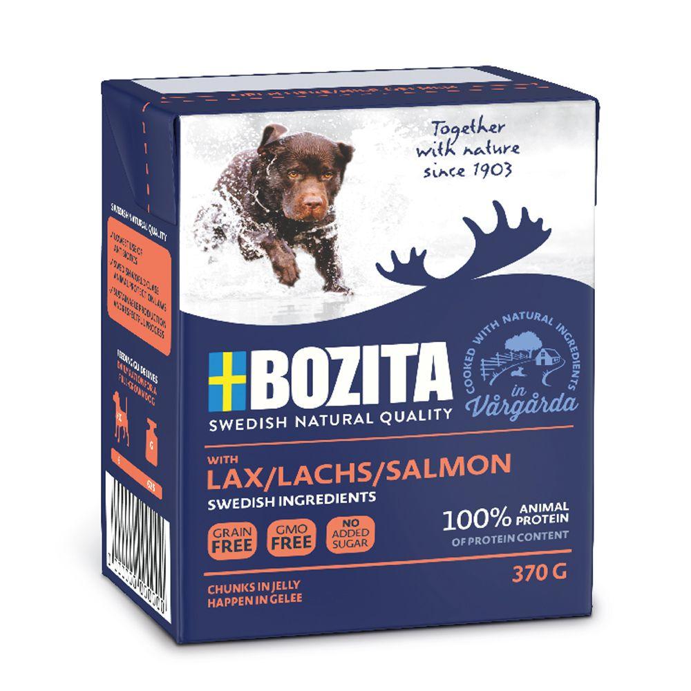 Bozita Chunks in Jelly 1 x 370 g - Kyckling & ris