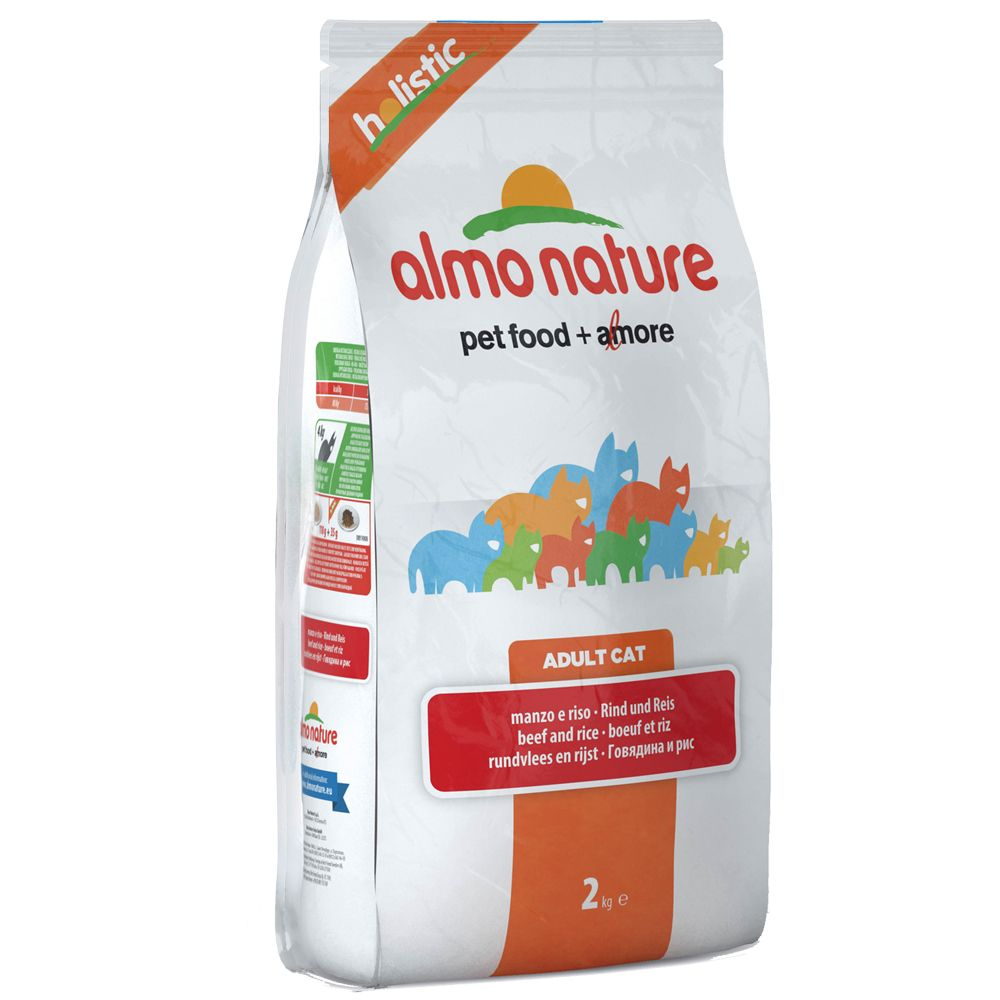 Almo Nature Holistic Beef & Rice - 2kg