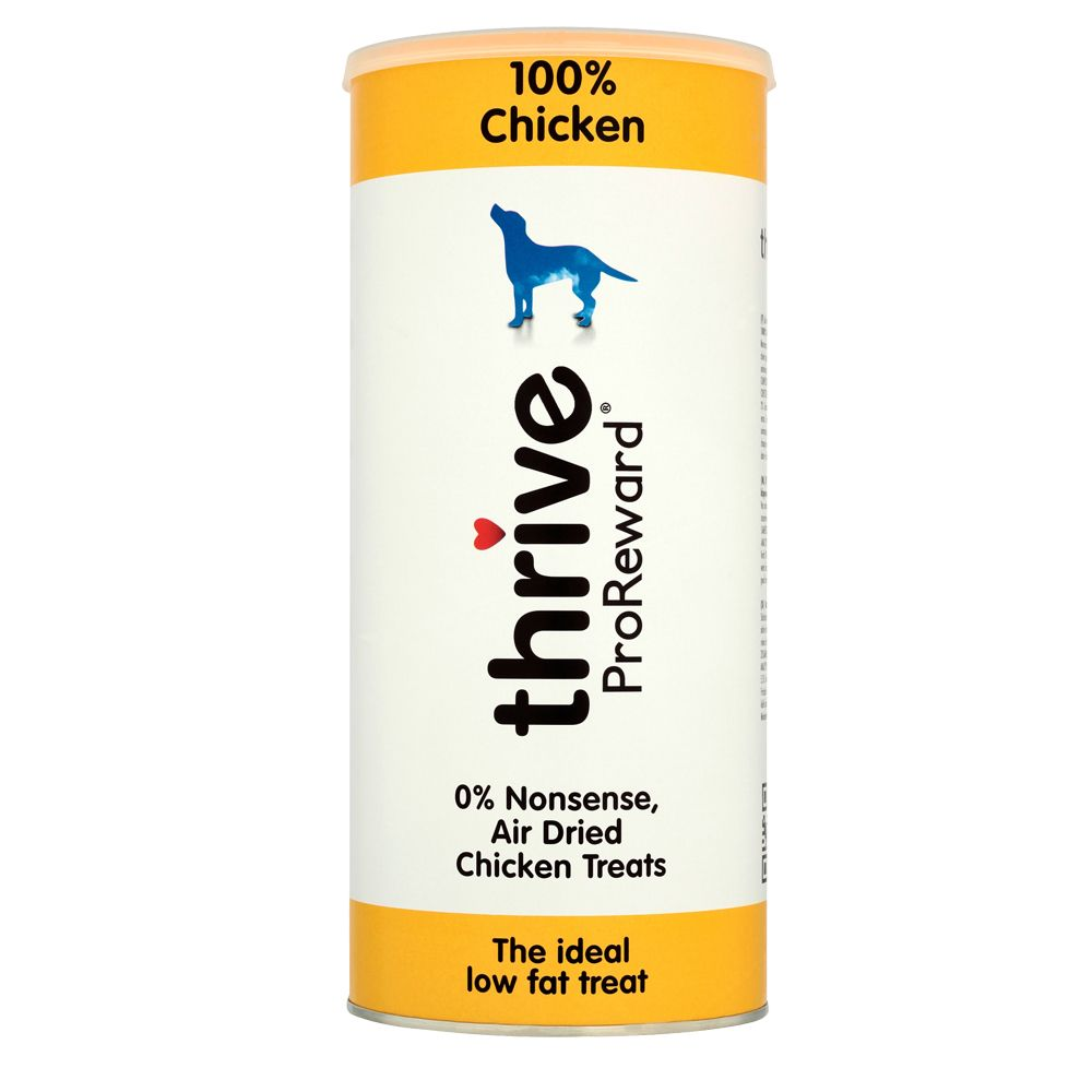 thrive ProReward Chicken Dog Treats
