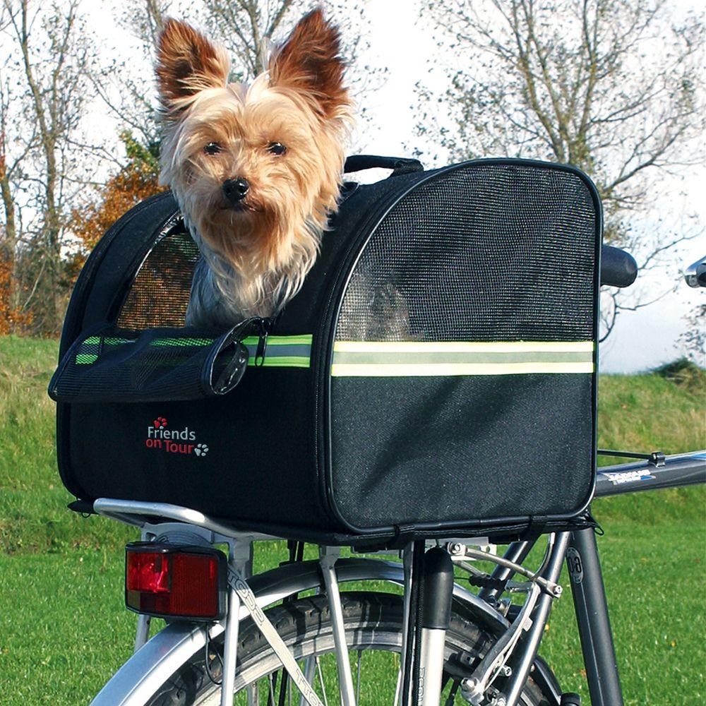 Foto Borsa da bici Trixie Biker-Bag - L 35 x P 29 x H 28 cm Ceste per bici
