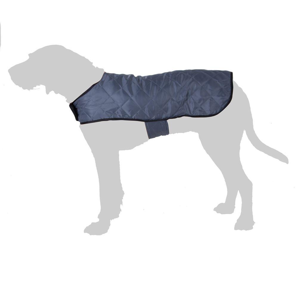 Manteau réversible pour chien - longueur du dos : 70 cm environ (taille 5XL)