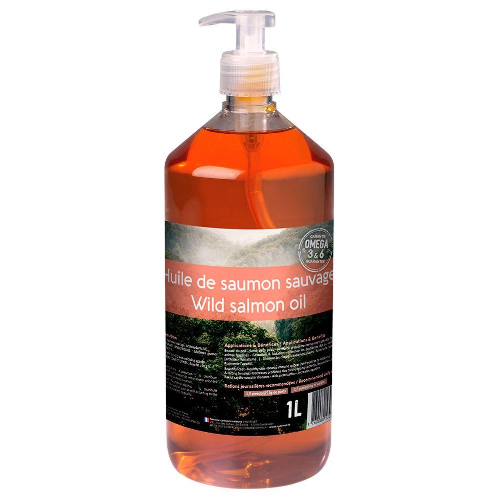 Nutrivet olej z łososia - 100 ml