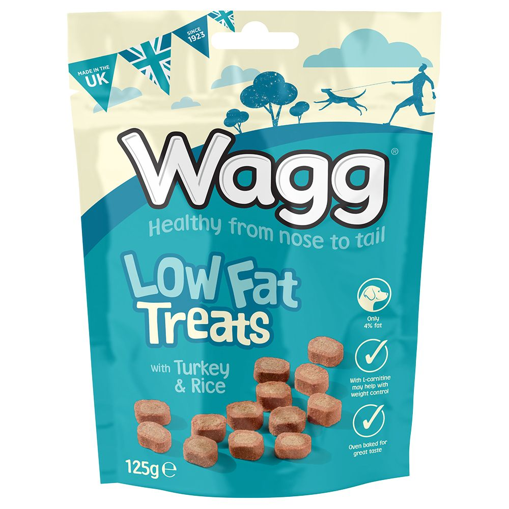 Wagg Low Fat Treats