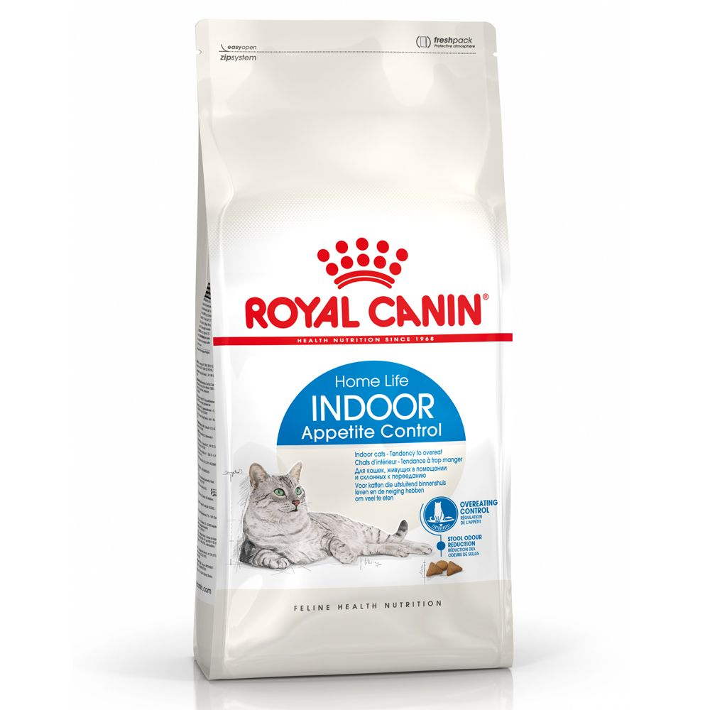 Indoor Appetite Control Royal Canin Dry Cat Food