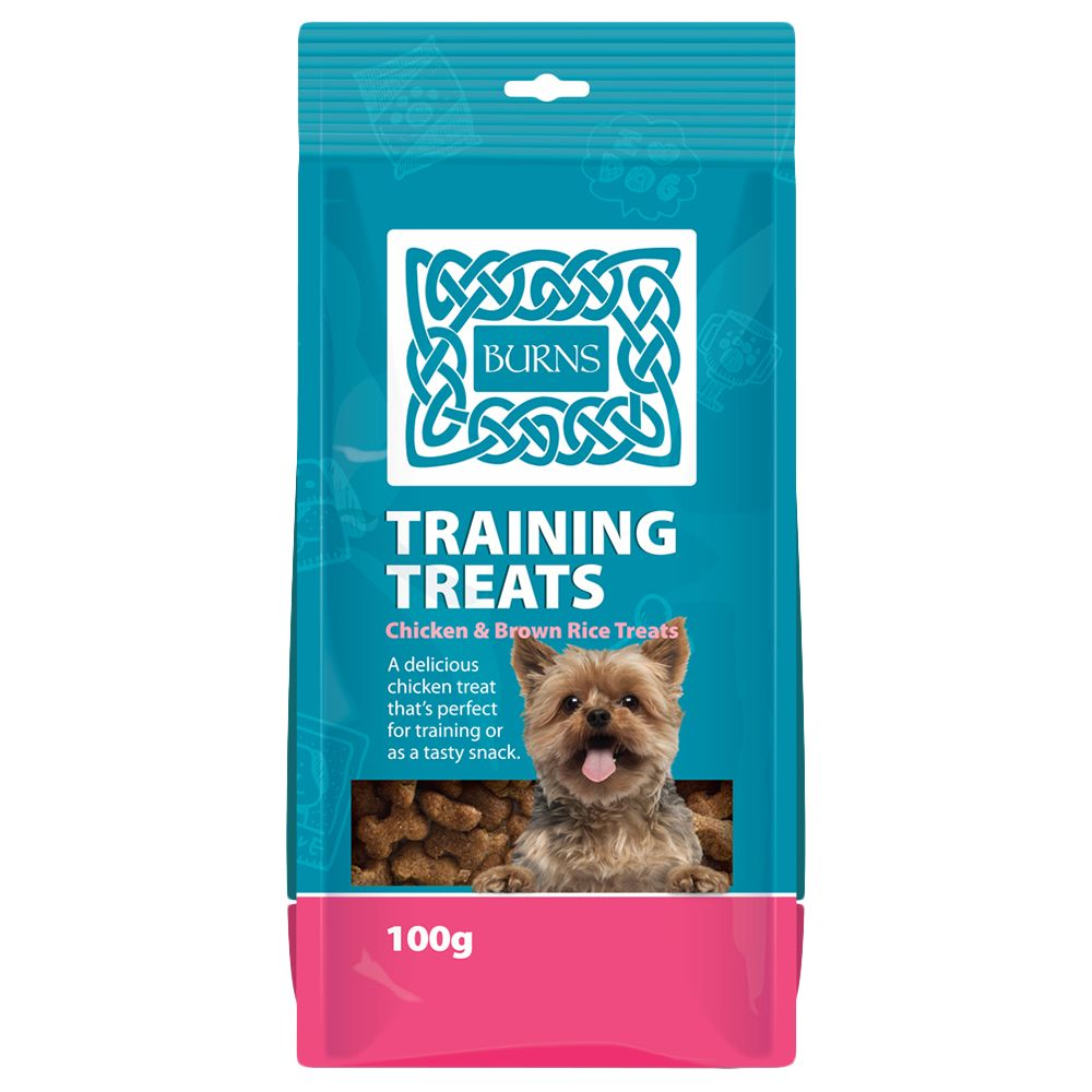 Burns Training Treats for Dogs - Chicken & Rice - 100g