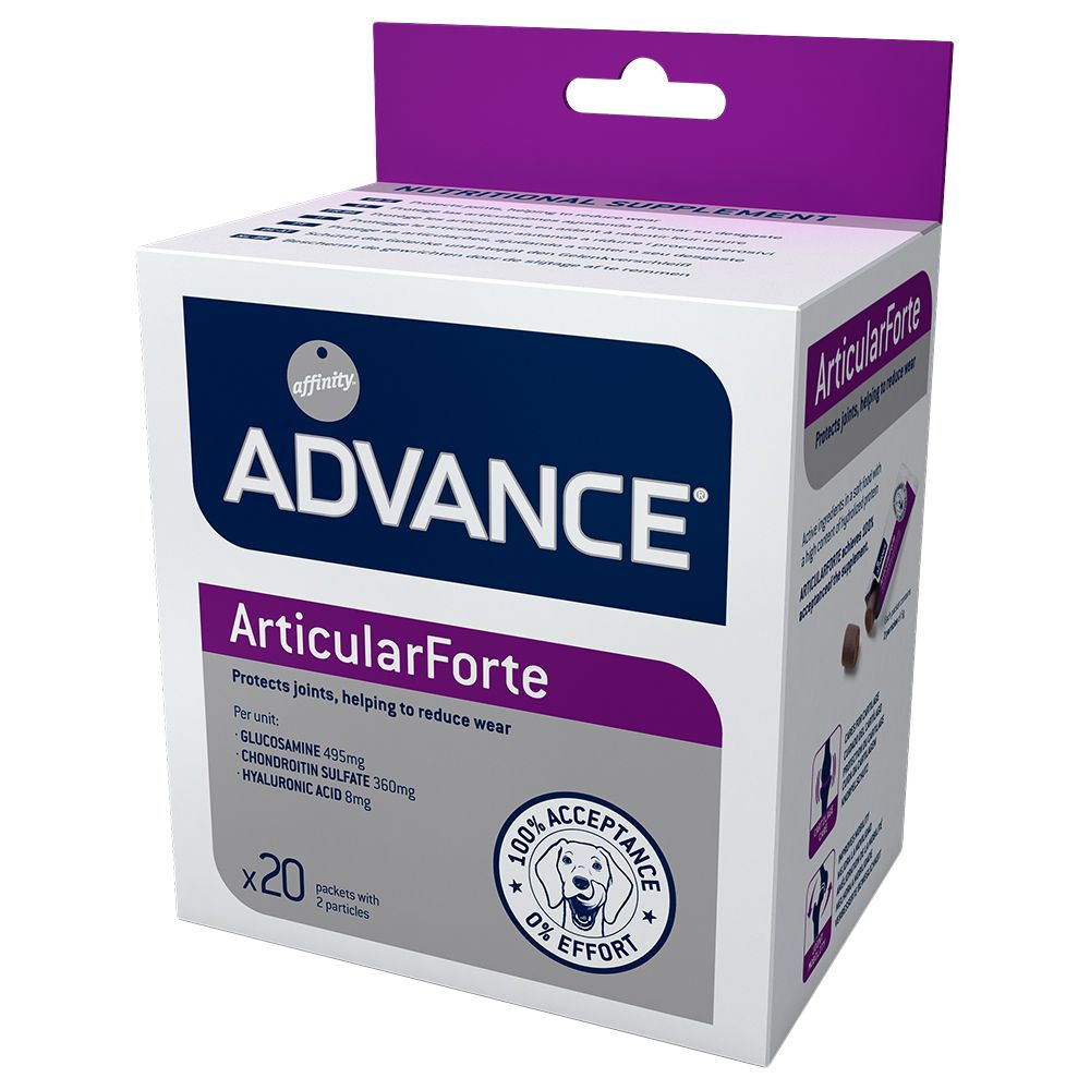 Bilde av Advance Articular Forte Supplement - 200g