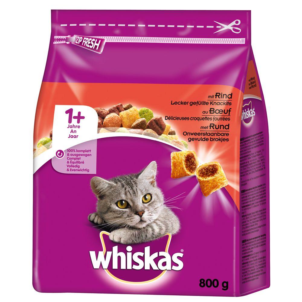 Whiskas 1+ z wołowi