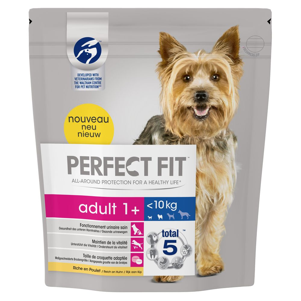 1.4kg Perfect Fit Small Dogs Dry Dog Food
