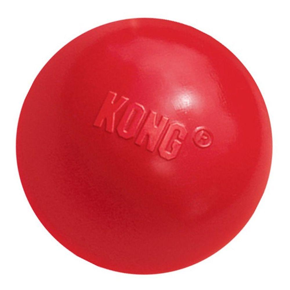 KONG Snack-Ball mit Loch - Gr. M/L, Ø 7,5 cm